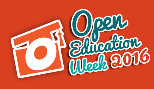 "Lecture series ""Towards open educational processes and practices"" during Open Education Week"