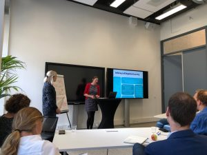 SOONER workshop SRL in TEL at the teaching lab TU Delft